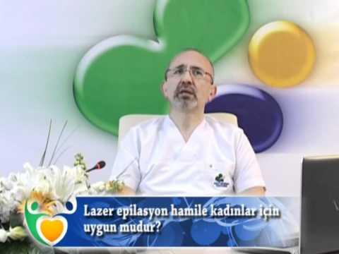 Özel Bodrum Hastanesi / Uz.Dr.Ethem Mercan / Cilt Hastalıkları Uzmanı / Lazer Epilasyon