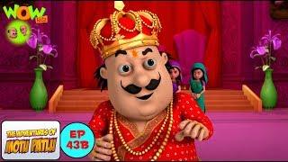 Prince Motu - Motu Patlu in Hindi WITH ENGLISH, SPANISH & FRENCH SUBTITLES width=