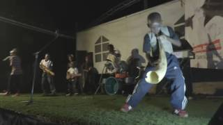 Uganda's First kids Live Reggae Band