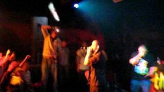 Eldo - Mędrcy z kosmosu (live) - Warszawa - The Fresh - 29 XI 2008