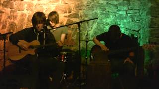 These Days (Unplugged, Live at Barak)