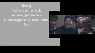 French - Nekfeu - Reuf Version Five - antAdam edit3 - Français lyrics paroles