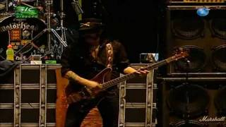 Motorhead - Ace of Spades, Live (Lyrics).