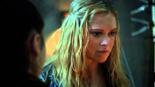 "Bellarke Scenes (143) ""every 3 hours means every 3 hours!"" [THE 100 S02E12]"
