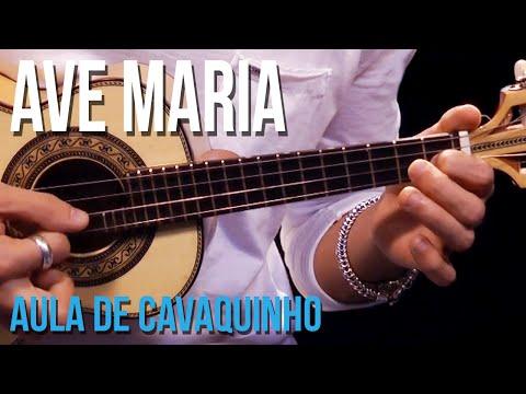 Jorge Aragão - Ave Maria (Cavaquinho)