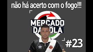 MERCADO DA BOLA#23 VALENCIA NÃO ACERTO COM O BOTAFOGO E CONFUSÃO ENTRE REPRESENTANTES!!