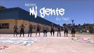 Mi Gente (REMIX) - Coreografia Brazil choreography