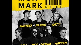 MONOMARK NIGHT (28.01.2017) @ MEG & NERAK (Club A2)