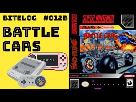 BITeLog 012B.2: Battle Cars (SUPER NES/EVERCADE) MYSTERY MODE