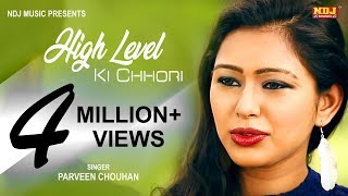 Tu High Level Ki Chhori Se Main Chhora Su Zamindara Ka # Haryanvi DJ Blast Superhit Song 2015