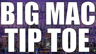BIG MAC - (FAST) TIP TOE + DL