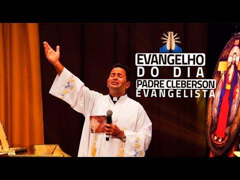 Evangelho do dia 12-06-2019 (Mt 5,17-19) - Padre Cleberson Evangelista