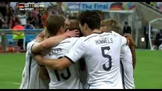 Germany 1:0 Argentina  Full Highlights (english) width=