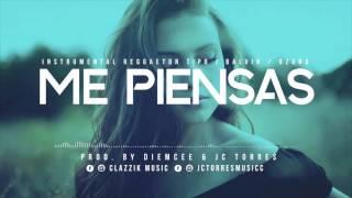 Instrumental Reggaeton Tipo J Balvin / Ozuna // ME PIENSAS // USO LIBRE (FREE) 2017