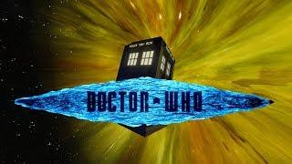 Dr Who Tardis Animation in Blender