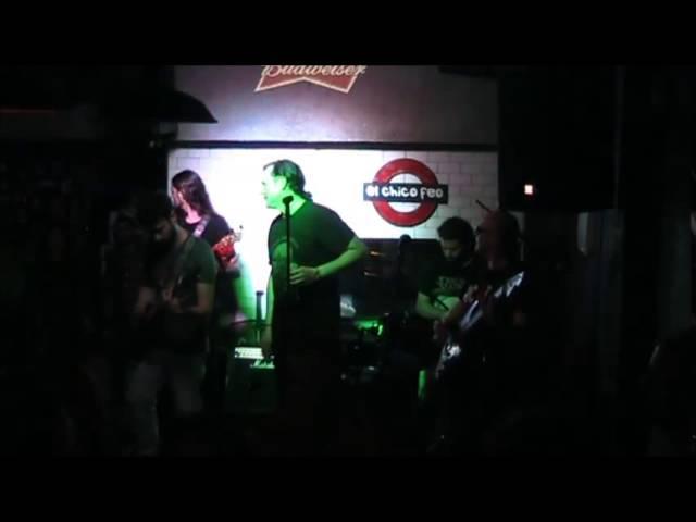 Vídeo de un concierto en El Chico Feo.