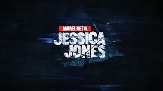 Jessica Jones Intro Metal