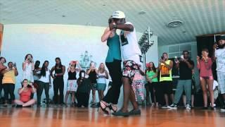Rico Suave - Kizomba Demo with Gem Gem at MBKF - Mancebo - Tabanka Djaz