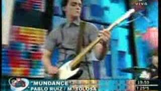 """""""Mundance"""" Live en Canal 7"""