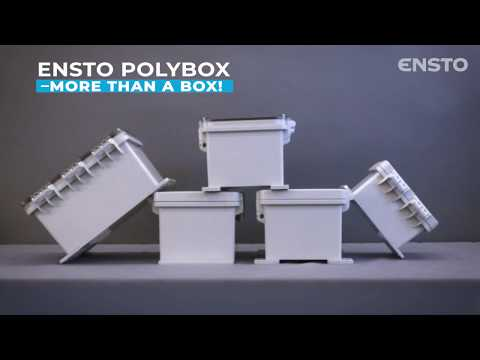 Ensto Polybox product video