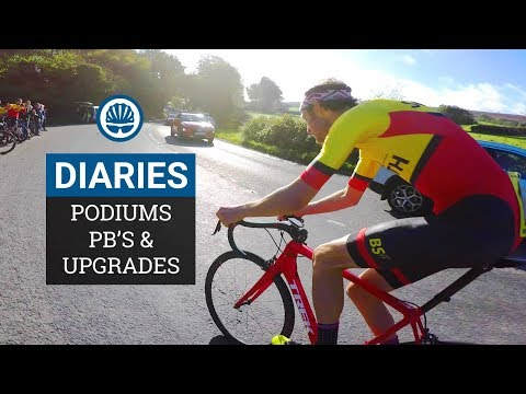 Hill Climb Diaries - Podiums, PBs & Boutique Upgrades