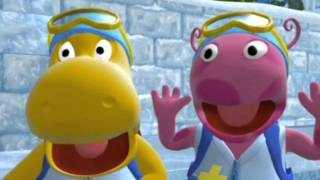 The Backyardigans Movie Part 4 - Pablo The Yeti Gets Pablo The Atter