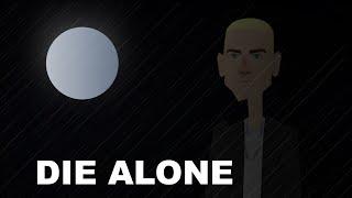 Eminem - Die Alone [Official Cartoon Music Video]  SHADYXV NEW w/lyrics