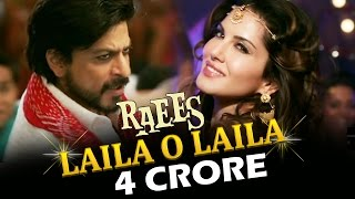 Sunny Leone OFFERED 4 CRORE To Perform Live On Laila o Laila From Raees