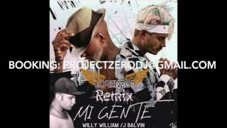 J. Balvin Willy William ft. Lorenzo P. - Mi Gente (Remix)
