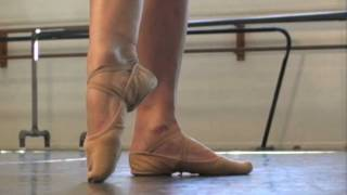Ballet: Live for seconds...