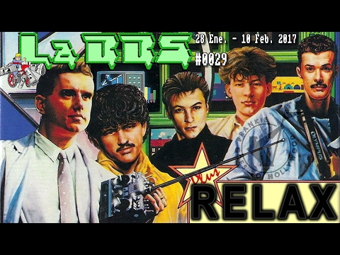 Relax | La BBS #0029 (28 Ene. - 10 Feb 2017)