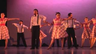 danse swing youtube