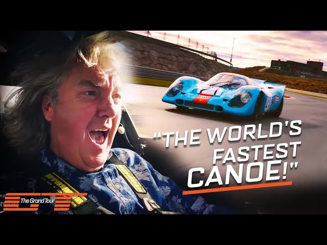 Legends and Luggage - The Grand Tour
