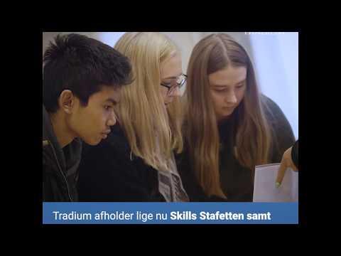 Skills Stafetten og Craftsmanship på Tradium // 2018