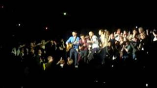 COLDPLAY - GREEN EYES - 23/12/08 BELFAST ODYSSEY