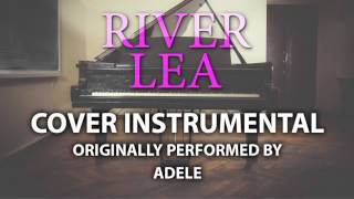 River Lea (Cover Instrumental) [In the Style of Adele]