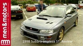 1998 Subaru Impreza STi Review width=