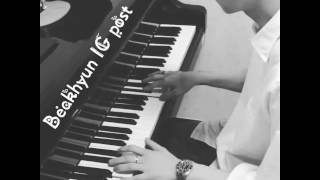 River Flows In You (Park Chanyeol) [Original was Yiruma]