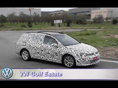 Volkswagen Golf VII Variant zdobywa ostatnie szlify