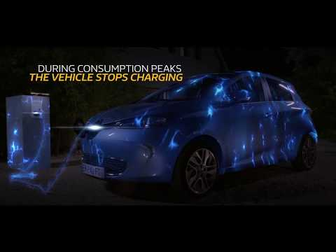The app ZE Smart Charge | Renault