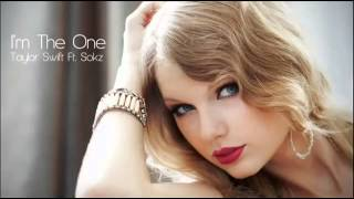 Taylor Swift I'm The One Ft Sokz