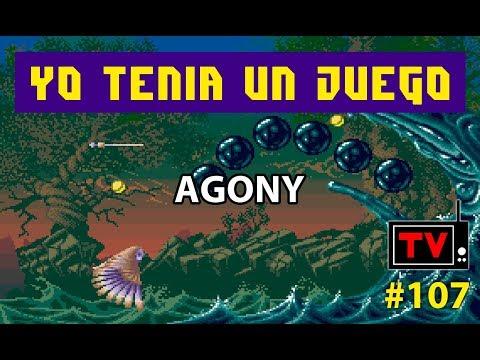 Yo Tenía Un Juego TV #107 - Agony (Amiga) + Presentación Nogalious