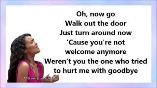 Empire Cast - Yo Vivire (Math Club Remix) feat. Jamila Velazquez (Lyrics Video) [I Will Survive]