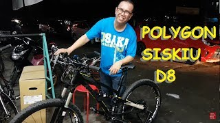 Review Sepeda Polygon Siskiu D8 Mtb Fulsus Ringan Mantab Murah Very Worth it to Buy