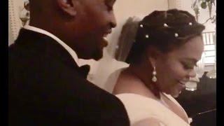 {264} Jill Scott Wedding!!! My Girl got married! June 25th, 2016! Congrats Jill! So Happy for You!