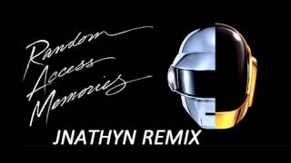Daft Punk feat. Pharrell Williams - Get Lucky JNATHYN REMIX