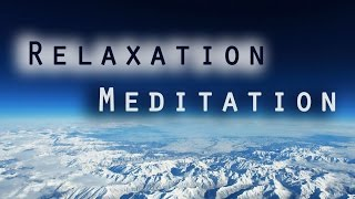 Snow and clouds   relaxing music   yoga   calm music   meditation