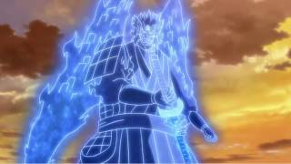 Uchiha Madara perfect susanoo theme(HQ)