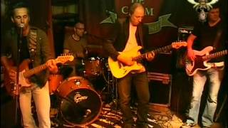 Boot Hill -Can't get enough of your love - Live at Bluesmoose