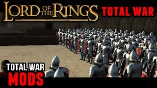 Lord of the Rings: Rise of Mordor (Total War: Attila Mod Preview)